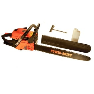 PowerKing 22-inch Bar 58cc Chainsaw