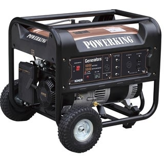 PowerKing 6,000-watt Generator
