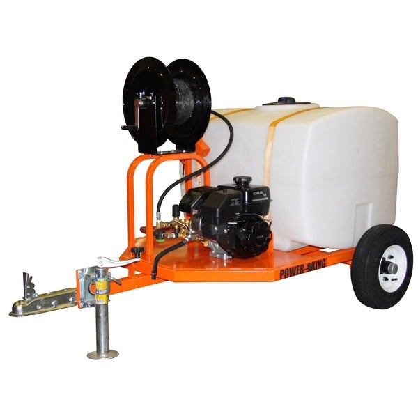 PowerKing COLD 2700 Pressure Trailer