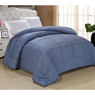 Ultra Plush and Soft Microfiber Down Alternative Comforter