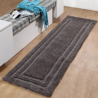 Affinity Florida Polypropylene Casual Soft Cozy Shag Runner Rugs (2'3x 8')