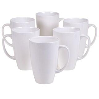Certified International Ellipse Porcelain Mug (Set of 6)