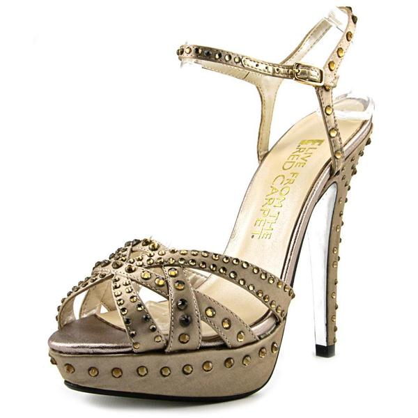 E. Live From The Red Carpet Women's 'Prisilla' Synthetic Sandals