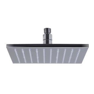 ALFI brand Multi Color 10-inch Square LED Rain Shower He