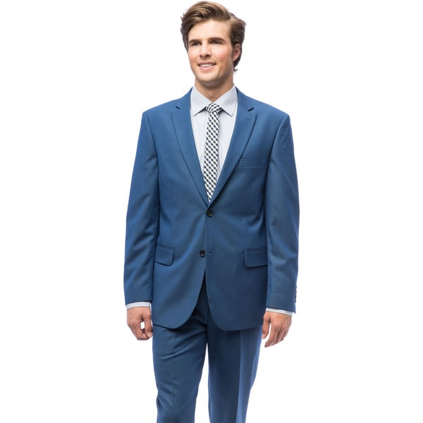 Men's Indigo Blue Slim Fit Suit