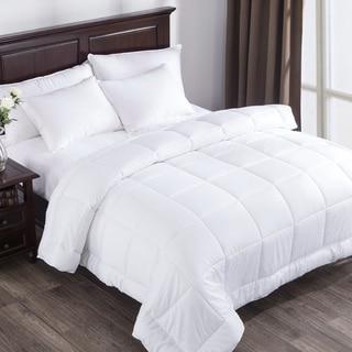 Puredown White Down Alternative Comforter Duvet Insert