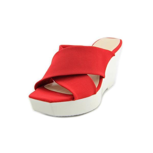 Calvin Klein Women's 'Shyna ' Fabric Sandals 18346436