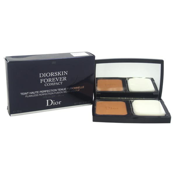 Christian Dior Diorskin Forever Compact Flawless Perfection Fusion Wear Makeup