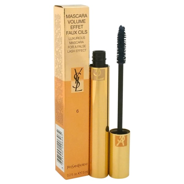 Yves Saint Laurent Volume Effet Faux Cils Luxurious Deep Night Mascara