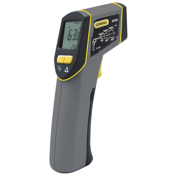 General IRT207 8:1 Infrared Thermometer