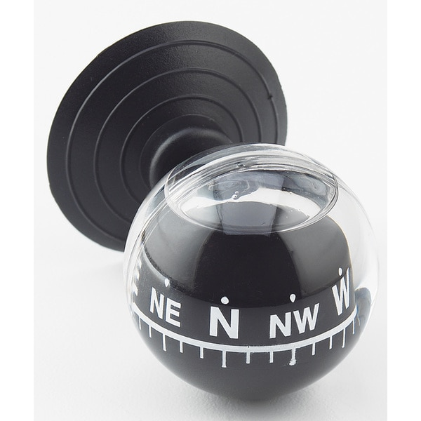 Bell 00371-8 Suction Cup Mini Compass