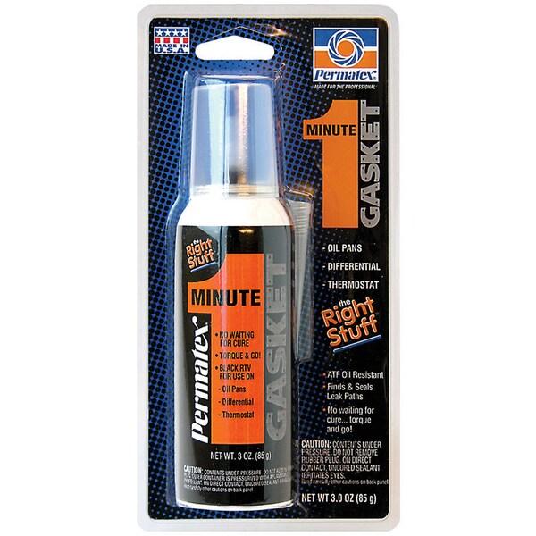 Permatex 25229 The Right Stuff 1 Minute Gasket Maker