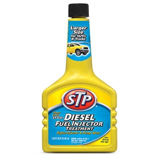 STP 78380 20 Oz Diesel Fuel Treatment & Injector Cleaner