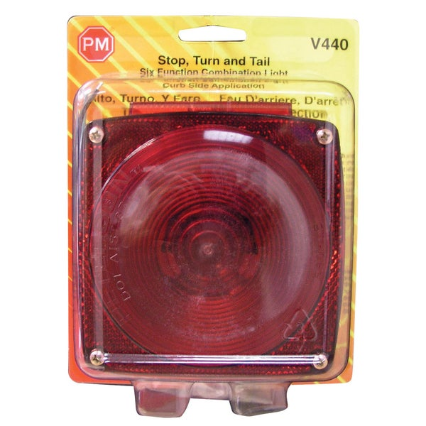 PM V440 Red Stop & Tail Light