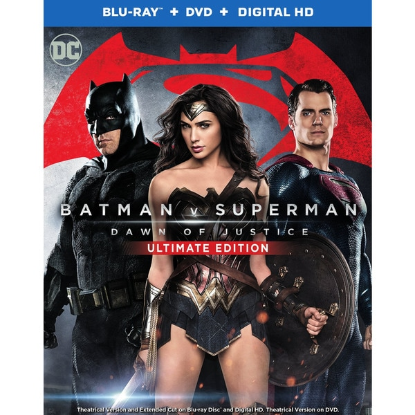 Batman v Superman: Dawn of Justice (Blu-ray/DVD) 18348403
