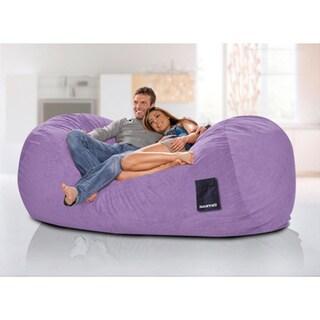 Sumo Titanium Oversized Beanbag Chair