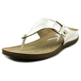 Anne Klein Sport Women's 'Qual' Synthetic Sandals