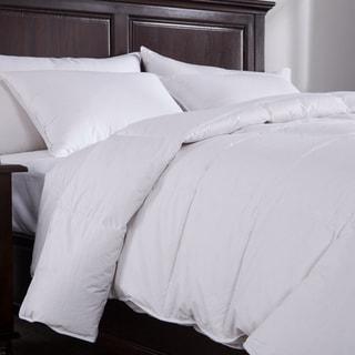 Puredown Light Warmth 550 Fill Power White Down Comforter Duvet Insert