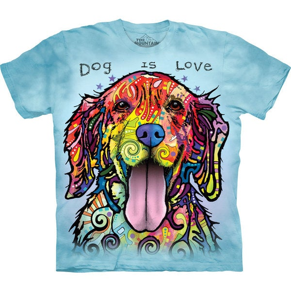 The Mountain Dog Is Love T-shirt