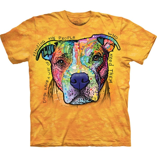 The Mountain Dogs Have a Way T-shirt