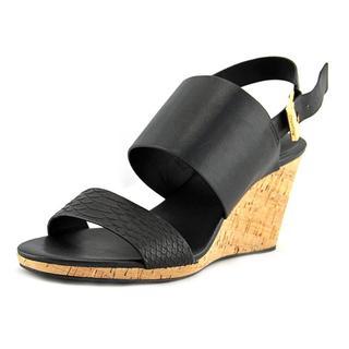 Calvin Klein Women's 'Bibbi' Faux Leather Sandals