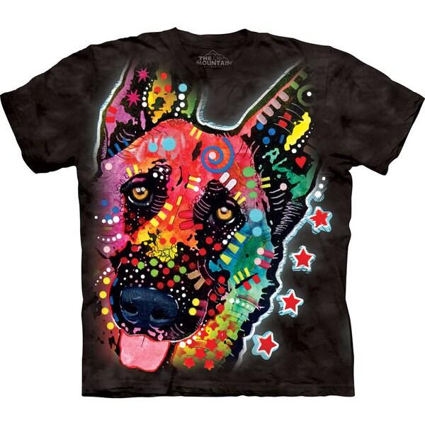 The Mountain Russo German Shep T-shirt
