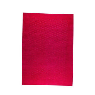 M.A.Trading Indo Hand-knotted Rhodos Red Rug (3' x 5'4)