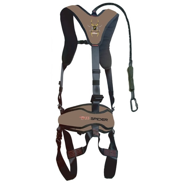 Tree Spider 300-pound Capacity Venom Harness Vest