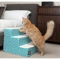 Majestic Pet 3/ 4-step Towers Sherpa Pet Steps