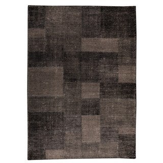 M.A.Trading Indo Hand-woven Lina Grey Rug (8'3 x 11'6)