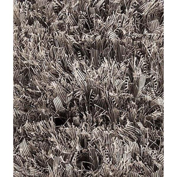 M.A.Trading Indo Hand-woven Solo Sorso Light Grey Rug (7'10 x 9'10)