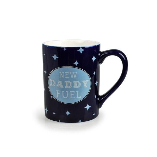 Kityu Gift New Daddy Fuel 16-ounce Ceramic Mug