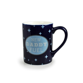 Kityu Gift New Daddy Fuel 16-ounce Ceramic Mug