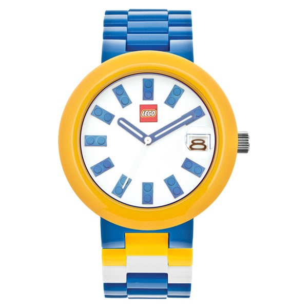 Lego 'Brick' Adult Interchangeable Band Analog Watch 18356044