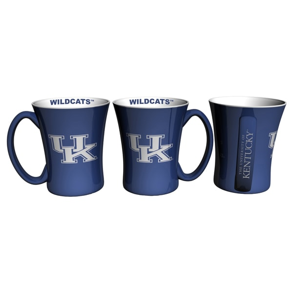 Kentucky Wildcats 14-ounce Victory Mug Set 18356567
