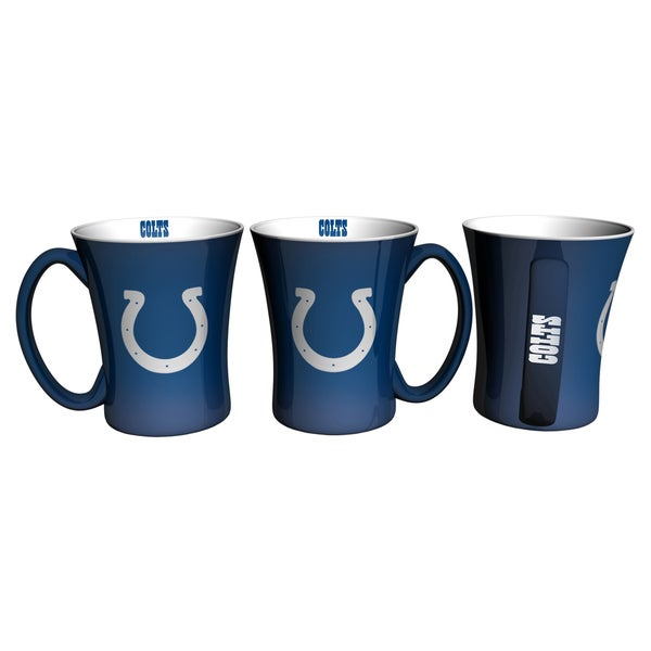 Indianapolis Colts 14-ounce Victory Mug Set