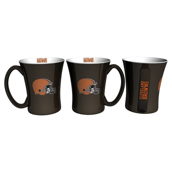 Cleveland Browns 14-ounce Victory Mug Set 18356807