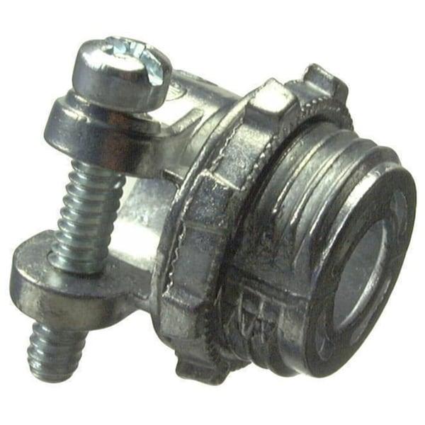"""Halex 20422 3/4"""" Squeeze Connector"""