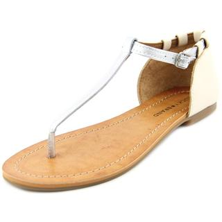 Lucky Brand Women's 'Ezzra' Leather Sandals