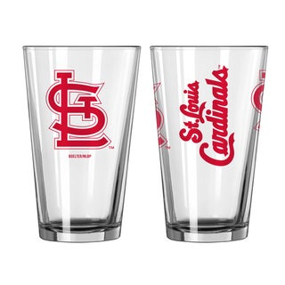 St. Louis Cardinals Game Day Pint Glass 2-Pack