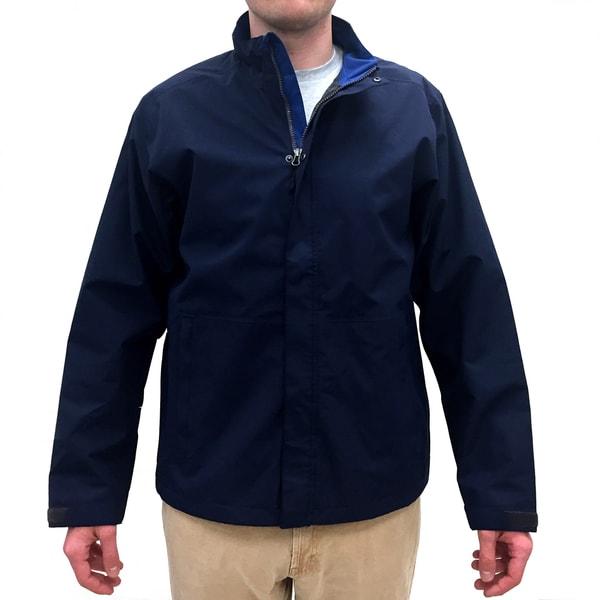 Narragansett Traders Men's Navy Lightweight Waterproof Jacket