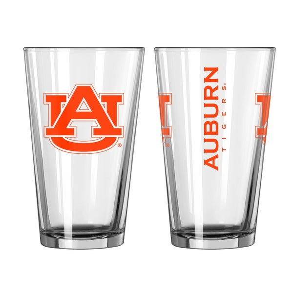 Auburn Tigers Game Day Pint Glass 2-Pack 18357720