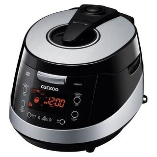 Cuckoo CRP-HS0657F Smart IH 6 Cups Electric Pressure Rice Cooker
