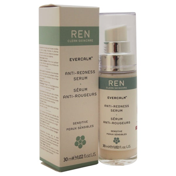 REN Evercalm Anti-Redness 1.02-ounce Serum