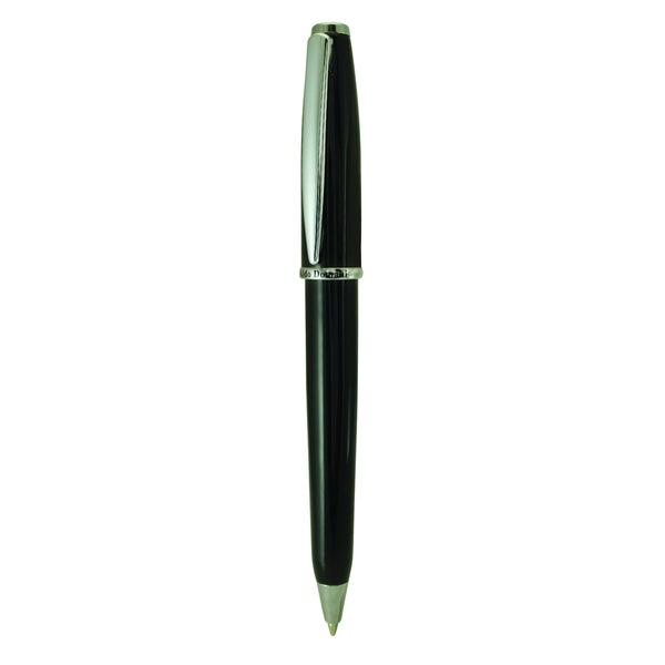 Monteverde Aldo Domani MV59615 Black Brass Ballpoint Pen