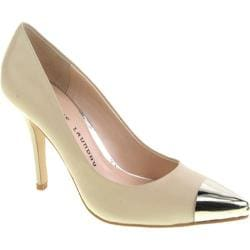 Women's Chinese Laundry Danger Zone Nude Leather