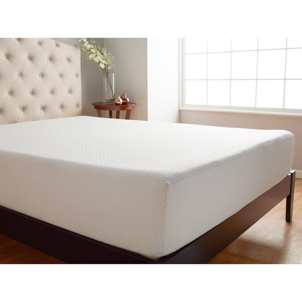 Splendorest 10-inch King-size Serene Performance Foam Mattress