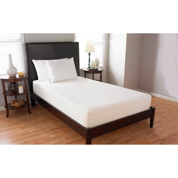 Splendorest 10-inch Twin-size Serene Performance Foam Mattress