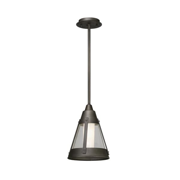 Troy Lighting North Bay Graphite Outdoor Pendant