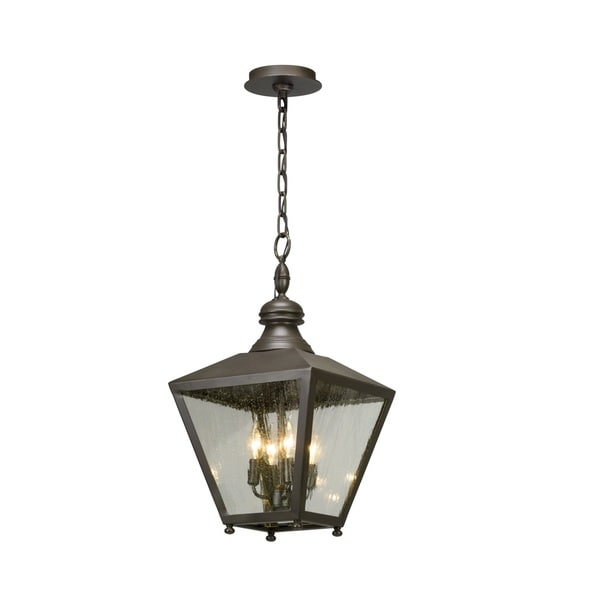 Troy Lighting Mumford Bronze Outdoor Pendant